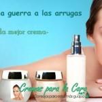 Cremas hidratantes y antiarrugas